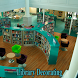 Library Decorating by Aiusita