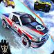 Frozen Rally Racer: Waterslide Rally Car Racing 18