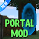 Portal mod for Minecraft by Nuleomkum Jumtpeolat