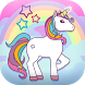 Unicorn Photo Stickers - Kawaii Photo Editor by Little Oasis Apps for Kids and Adults