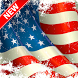 American Flag Wallpaper by Pinza
