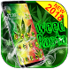 (FREE)Weed Rasta Smoke New 2018 Theme by The Best Android Themes