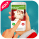 Santa Claus Incoming Call by Magnostic