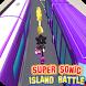 Super Sonic Island Battle