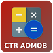 Calculated CTR Admob by Tito Purbantara SP