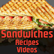 Sandwiches Recipes Videos by Recipes Videos