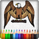 Coloring Birds For Kids by DAGAME