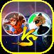 Ladybug vs Cat Noir TicTacToe