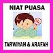 NIAT PUASA TARWIYAH ARAFAH by JBD Kudus Studio