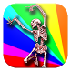 Toddler 3D Skeleton Dance Kids by PurePush