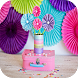 Easy Paper Flower Crafts by tokoitaki