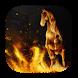 Horse on fire live wallpaper by Fairyfire