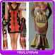 Trendy African Dress Design by Trulutown