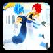 Goku Dorado Shin Budokai by Tola Super.No1