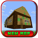 Smart Flying House MCPE map by Best Fan Maps MCPE