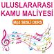 ULUSLARARASI KAMU M.SESLİ DERS by Ses.Listen