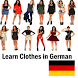 Learn Clothes in German by Muratos Games