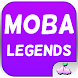 MOBA Legends CS Jungle Gold by Rainbirth SLU