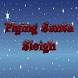 Flying Santa Sleigh by SKACEC