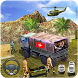 Army Rescue Offroad War Truck Simulator Drive by Thunderstorm Studio - Free Fun Games