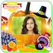 Happy ThanksGiving photo frame by 10/4 Entertainment