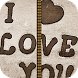 I'love you zipper Unlock by New universal apps