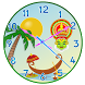 Onam Clock Live Wallpaper by TrendZone Apps