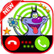 Incoming Call Prank From Oggy (OMGWOW oggy call 2) by High Quality Pro App