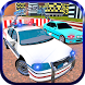 Police Chained Car Criminal Chase by Mind Game Productions