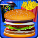 Burger Fast Food Cooking Games by Newborn Games