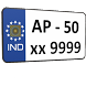 Andhra Pradesh Vehicle details by N.R.C