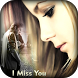 Miss You Photo Frame by Framography Apps