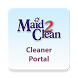 Maid2Clean Cleaner Portal by Letterbox Delivery Ltd