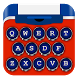 Typewriter Keyboard Themes With Emojis by Cool Keyboard Themes For Android