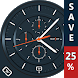 Aviator HD Watch Face by DroiipD Watch Faces