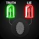 Finger Lie Detector prank App by ezitools
