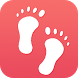 Free Pedometer - Step Counter by 4Free Studio