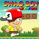Super SWAG BOY RUN Games by Christina Studio