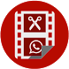 SplitVideo for WhatsApp Status
