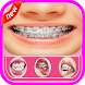 Teeth Braces Stickers Photo Booth by inc team