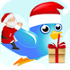Santa Birds Bring Christmas Joy 2018