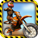 MX Dirt Bike Motorcycle Riding by Oscar Baro