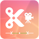 Video Cuter-Trimmer by zigzag developer