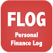 FLOG - Finance & Expenses Log by GadgetsCanS