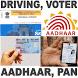 Driving Licence Aadhar Pan Vot by Sandeep App