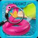 Hidden Objects Water Park Adventure Game