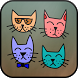 Cool Cats Only by Anderson Whitney Inc.