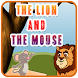 Lion and Mouse Kids Story by 4DSoftTech