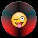 Emoji Camera Sticker Maker by GRINDEV