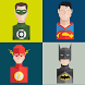 Guess Super Heroes for Kids by Virgo Studio